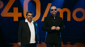 Boost Mobile TV Spot, 'Spokesbattle' Featuring Ice-T, Luis Guzman