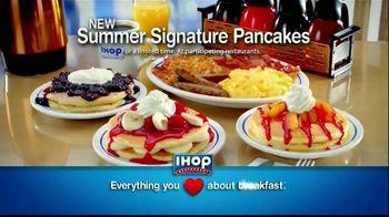 IHOP TV Spot, 'Summer Signature Pancakes'