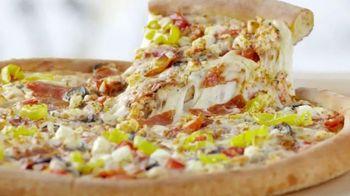 Papa John's Greek Pizza TV Spot - 6159 commercial airings