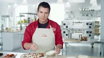 Papa John's Greek Pizza TV Spot - Thumbnail 4