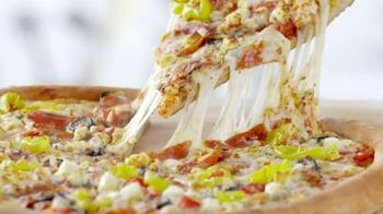 Papa John's Greek Pizza TV Spot - Thumbnail 7