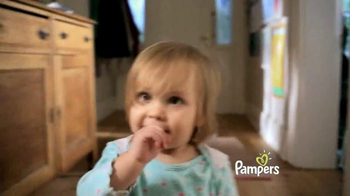 Pampers Cruisers TV Spot, 'Play Freely' - Thumbnail 1