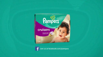 Pampers Cruisers TV Spot, 'Play Freely' - Thumbnail 10