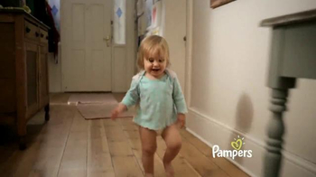 Pampers Cruisers TV Spot, 'Play Freely' - Thumbnail 2