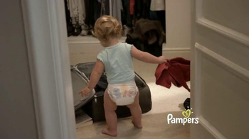 Pampers Cruisers TV Spot, 'Play Freely' - Thumbnail 4