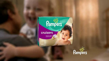Pampers Cruisers TV Spot, 'Play Freely' - Thumbnail 5
