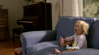 Pampers Cruisers TV Spot, 'Play Freely'