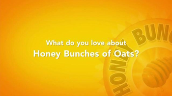 Honey Bunches of Oats TV Spot, 'Nutritious' - Thumbnail 1