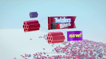 Jolly Rancher Bites TV Spot, 'Twizzlers' - Thumbnail 2