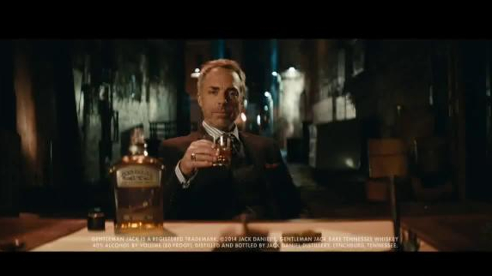 Jack Daniel's Gentleman Jack TV Commercial, 'The Order' Featuring Titus Welliver