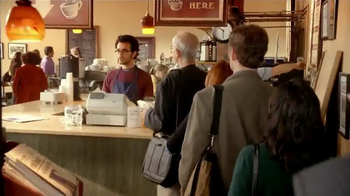 Frosted Mini-Wheats TV Spot, 'Coffee Shop' - Thumbnail 1