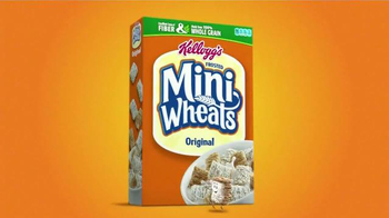 Frosted Mini-Wheats TV Spot, 'Coffee Shop' - Thumbnail 10