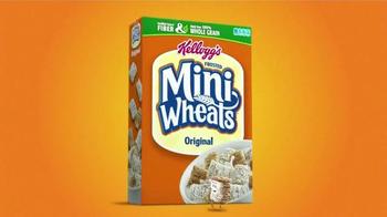 Frosted Mini-Wheats TV Spot, 'Coffee Shop' - Thumbnail 10