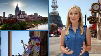 Yoplait 100 Calorie Strawberry Greek Yogurt TV Spot, 'Music City Taste-Off' - Thumbnail 1