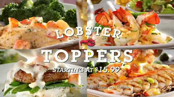 Red Lobster TV Spot, 'Lobster Toppers' - Thumbnail 9