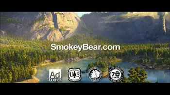 Smokey Bear Campaign TV Spot, 'Forrest Fire Prevention' - Thumbnail 10