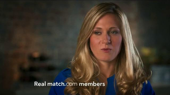 Match.com TV Spot, 'When I First Joined' - Thumbnail 1