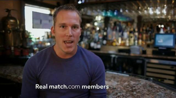 Match.com TV Spot, 'When I First Joined' - Thumbnail 2