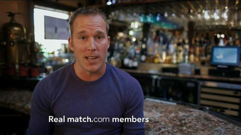 Match.com TV Spot, 'When I First Joined' - Thumbnail 3