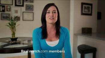 Match.com TV Spot, 'When I First Joined' - Thumbnail 5