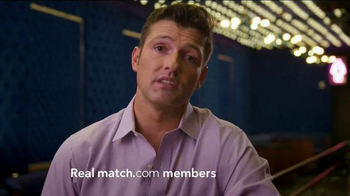 Match.com TV Spot, 'When I First Joined' - Thumbnail 6