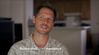 Match.com TV Spot, 'When I First Joined' - Thumbnail 7