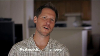 Match.com TV Spot, 'When I First Joined' - Thumbnail 8