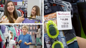Burlington Coat Factory TV Spot, 'Fritz Family' - Thumbnail 7