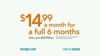 Vonage TV Spot, 'Get More'