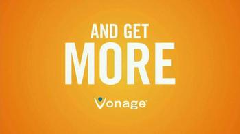 Vonage TV Spot, 'Get More' - Thumbnail 1