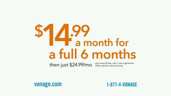 Vonage TV Spot, 'Get More'