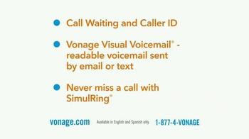Vonage TV Spot, 'Get More' - Thumbnail 5