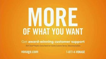 Vonage TV Spot, 'Get More' - Thumbnail 6