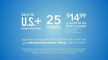 Vonage TV Spot, 'Get More' - Thumbnail 7