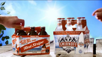 Smirnoff and Red Stripe TV Spot, 'Bring On The Summer' - Thumbnail 7
