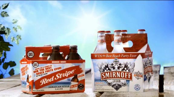 Smirnoff and Red Stripe TV Spot, 'Bring On The Summer' - Thumbnail 8