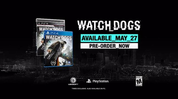 Watch Dogs TV Spot, 'Hack the City' - Thumbnail 10