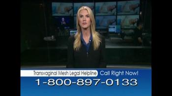Avram Blair & Associates TV Spot, 'Transvaginal Mesh Legal Helpline' - Thumbnail 8