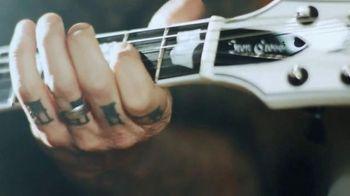 Guitar Center TV Spot, 'The Greatest Feeling on Earth' Feat. James Hetfield