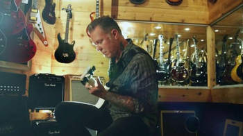 Guitar Center TV Spot, 'The Greatest Feeling on Earth' Feat. James Hetfield - Thumbnail 2