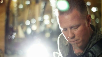 Guitar Center TV Spot, 'The Greatest Feeling on Earth' Feat. James Hetfield - Thumbnail 3