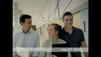 ITT Technical Institute TV Spot, 'Open House' - Thumbnail 5