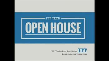 ITT Technical Institute TV Spot, 'Open House' - Thumbnail 8