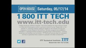 ITT Technical Institute TV Spot, 'Open House' - Thumbnail 9