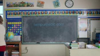 Tempur-Pedic TV Spot, 'Teachers' - Thumbnail 9