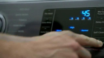 Samsung 9100 Series Washing Machine TV Spot, 'The T-Shirt' - Thumbnail 1