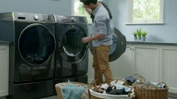 Samsung 9100 Series Washing Machine TV Spot, 'The T-Shirt'