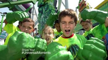 Universal Orlando Resort TV Spot, 'Your Vacation Is Here: Save Up to 30% Off' Song by Teddybears