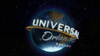Universal Orlando Resort TV Spot, 'Your Vacation Is Here: Save Up to 30 Percent Off' Song by Teddybears - Thumbnail 8