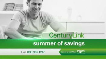 CenturyLink TV Spot, 'Summer of Savings' - Thumbnail 9